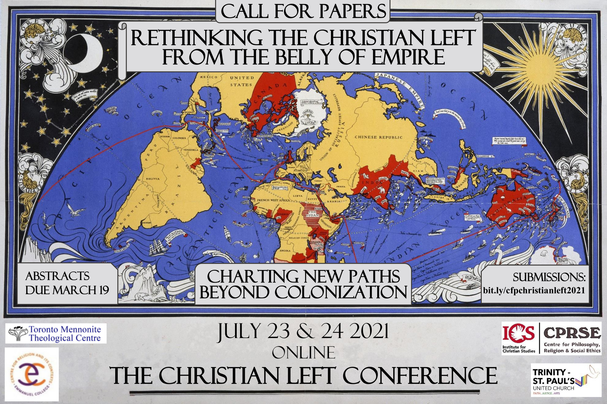 2021 Christian Left Conference