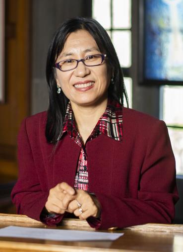 HyeRan Kim-Cragg