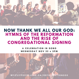 Now Thank We All Our God: Hymns of the Reformation and the Rise of Congregational Singing