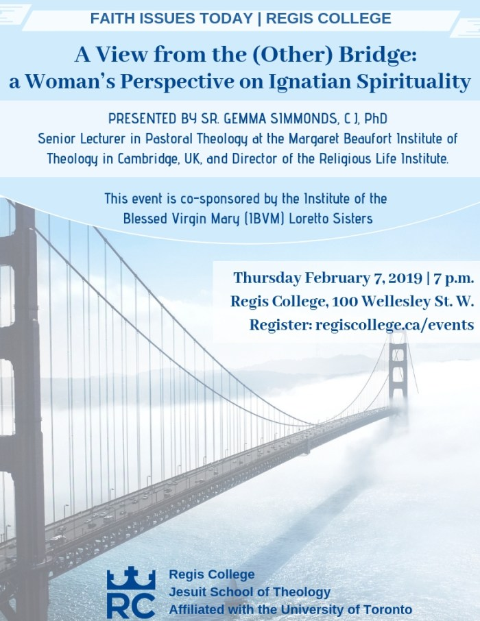 a Woman's Perspective on Ignatian Spirituality