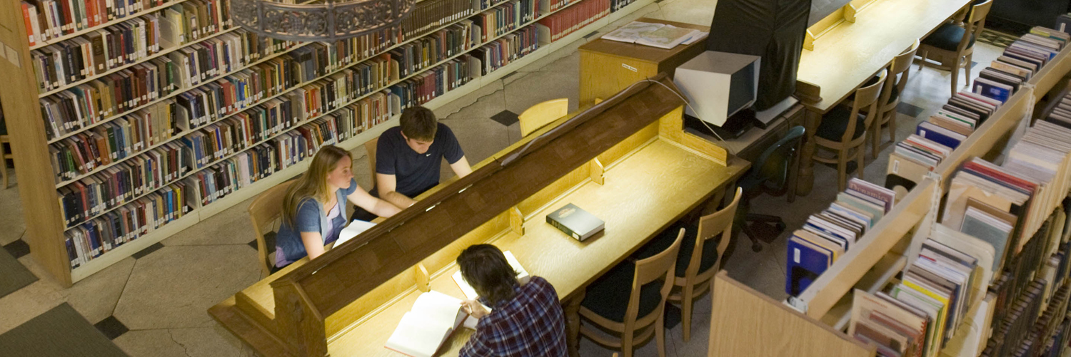 Rich in Resources  Conjoint students have access to University of Toronto libraries