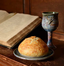 Maundy Thursday: longing and virtual eucharist