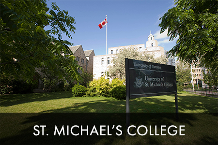 University of St. Michael's College, Faculty of Theology