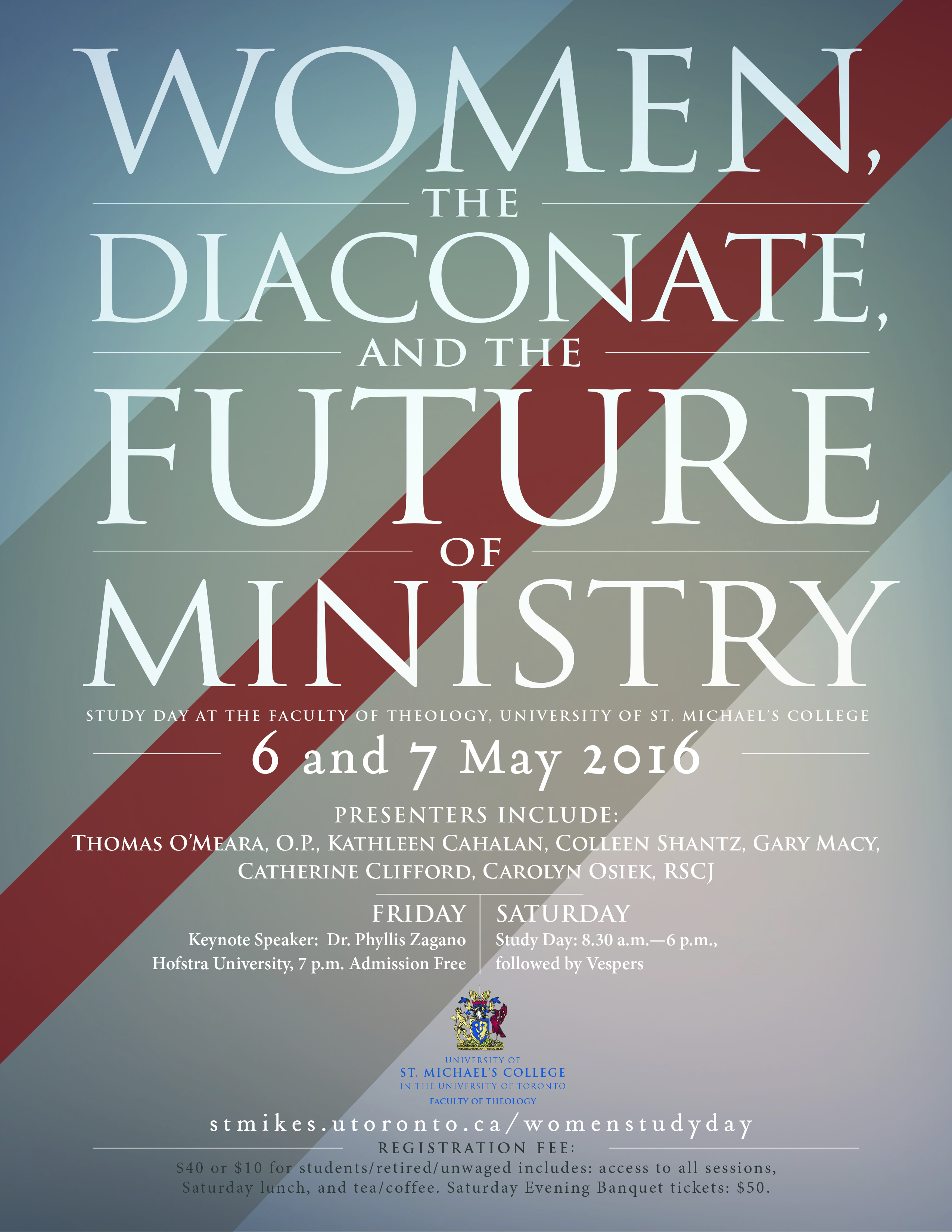 Women, The Diaconate, and the Future of Ministry Event