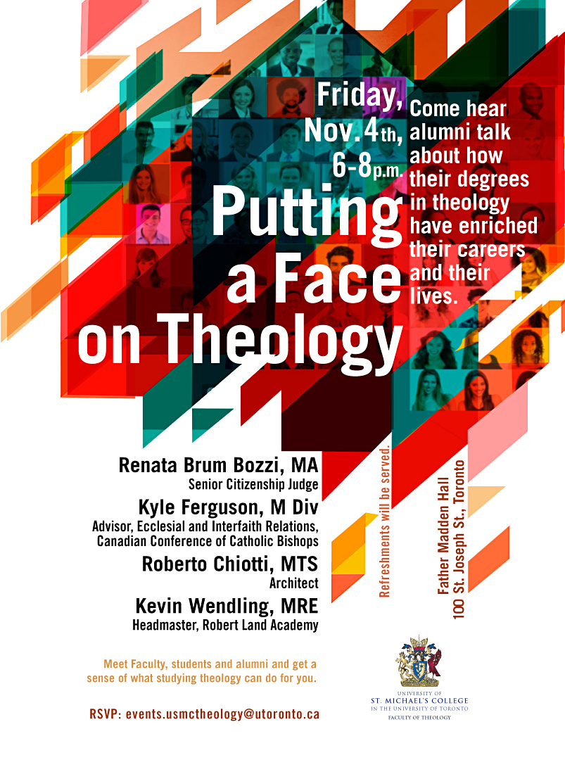 USMC Face of Theology Event